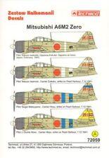 Techmod ADHESIVOS 1/72 Mitsubishi A6M2 'Zero ' #72059
