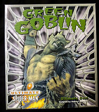 Marvel Ultimate Spider-Man Green Goblin Limited Bust Statue Diamond Select .