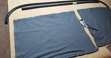 Mercedes w201 190 sonderausstattung gardinen curtain anthrazite grau
