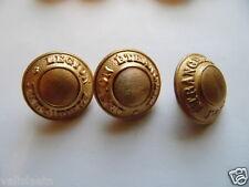 LEGION ETRANGERE : LOT DE 8 BOUTONS ANCIENS 21mm / NEUFS !