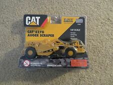 Norscot Caterpillar Cat 627G Auger Scraper Die-Cast 1:87 Scale 2007 NIP
