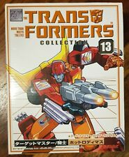 Transformers Collection #13 - Hot Rodimus Hot Rod - Takara - 2004