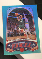 2019-20 Panini Chronicles Giannis Antetokounmpo SSP TEAL REFRACTOR MARQUEE #248