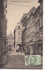 BF16786 bruxelles rue charles buls belgium  front/back image