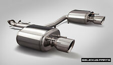 Lexus IS250 IS350 (2014-2016) FSport F-Sport PERFORMANCE EXHAUST OEM PTR03-00160