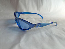ARNETTE TONY HAWK SUNGLASSES AN 203-2338 LASER BLUE/SILVER SWINGER,SLIDE,CATFISH