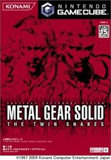 Used Metal Gear Solid Twin Snakes  NINTENDO GAMECUBE GC JAPAN JAPANESE JAPANZON