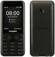 Unlocked Philips Xenium E181 Dual Sim Cell Phone 143 DAYS STANDBY New!