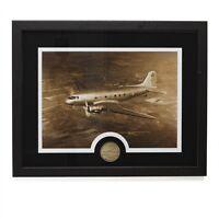 Boeing Centennial Heritage Douglas DC-3 Limited Edition Zertifikat Wandbild
