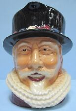 Staffordshire and Shorter Beefeater Mug 829