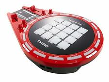 Casio XW-PD1 synthesizer,sequencer,sampler,effect,speaker,drum machine,battery