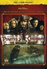 Pirates of the Caribbean: At World's End [New DVD] With Blu-Ray, Amaray Case