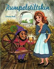 Rumpelstiltskin Coloring Book