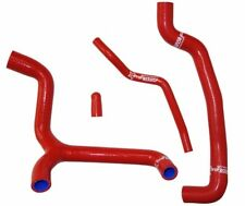Husaberg FE 390 450 570 FX Radiator Hose Kit NO T-STAT Hoses 2009-2012 Red