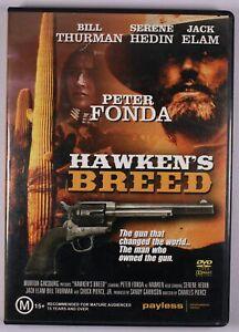 Hawkens Breed DVD Free Post