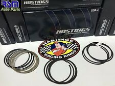 84.5mm Hastings Racing Pistons Rings Set for Swap Hybrid B20 YCP Pistons