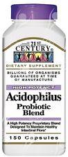 Lactobacillus Acidophilus Pro-biotic Blend inc Bifidobacterium Bifidum -x150caps