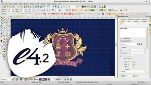 Wilcom Embroidery Studio Designing e4.2 - Full Version - Windows