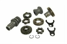 EL UL FL FX 1936-1976 Andrews Gear Set 2.60 1st 1.35 3rd for Harley Davidson