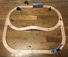 """Thomas & Friends Wooden Track """"Over and Through"""" Set w/ Accessories"""