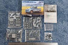 Ebbro 1:24 Citroen 2CV Pickup kit #25004