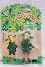 Oakie Doke Series collectable figures sealed on card from 1995