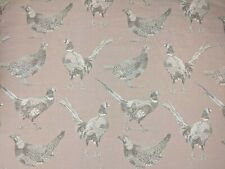 Voyage Venatu Antique Game Birds Fabric **2.7M PIECE**