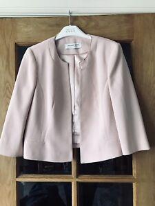 Beautiful Jacques Vert Jacket Size 12