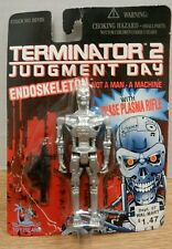 Terminator 2 Judgement Day Endoskeleton Plasma Toy Island 1995 013020Dbt