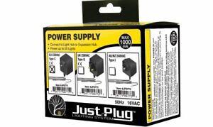 Woodland Scenics JP5771 Power Supply - Euro