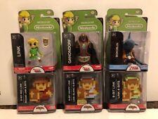 World Of Nintendo The Legend Of Zelda Toy Lot