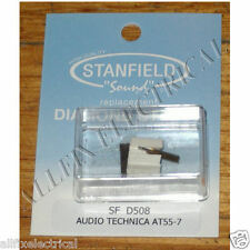 Audio Technica AT55-7 Compatible Turntable Stylus - Stanfield Part # D508SR