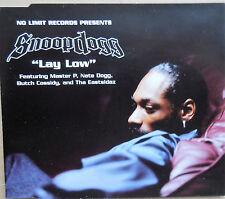 Snoop Dogg - Lay Low - Single-CD