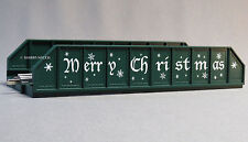 LIONEL CHRISTMAS FASTRACK GIRDER BRIDGE train christmas holiday o gauge 6-81249