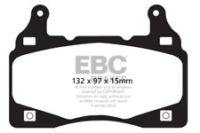 EBC for 11-15 Chevrolet Camaro (5th Gen) 6.2 Redstuff Front Brake Pads - ebcDP31