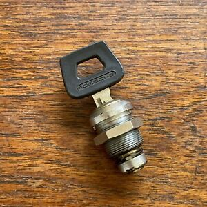 NOS Porsche 911 912 914 Glove Box Lock w/ Key GENUINE Original