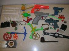 Konvolut altes Kunststoff Spielzeug 70er und 80er Jahre