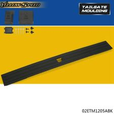 For 2015-2019 Ford F150 Tailgate Flexible Step Pad Molding With Release Button