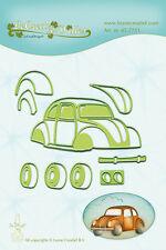 LeCrea' 3-d di taglio e goffratura DIE Stencil-Auto/Beetle Leane 45.2731