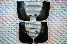 GENUINE Vauxhall ASTRA K - FRONT & REAR MUDFLAPS - NEW - 13432431 / 13432437