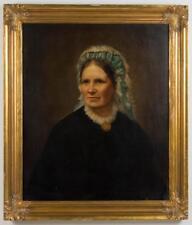 AMERICAN OR BRITISH SCHOOL (19TH CENTURY) PORTRAIT OF A WOMAN Lot 1194