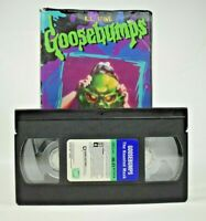 R.L. Stine Goosebumps - The Haunted Mask (VHS, 1996)