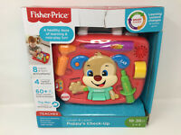 Fisher-Price Laugh and Learn Puppy's Check-Up Kit FTH19 - NEW Opened Box