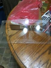 NOS 1989 Ford Truck Instrument Cluster Clear Lens E9TZ-10887-A