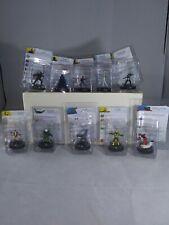HeroClix Marvel 2013 Amazing Spider-Man Mini Figures + Cards, New, Complete Set