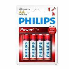 Philips Lr6p4b/10 Powerlife 4 ampolla LR6 (AA)