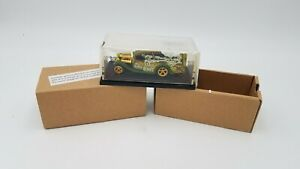 Hot Wheels DREAM HALLOWEEN 2011 Special - Graveyard Shift Blown Delivery (Green)
