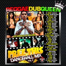 Silver Bullet Pree This 2 Dancehall Mixtape. Reggae Mix CD. 2018