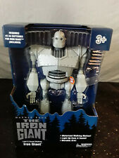 "New Iron Giant 14"" Action Figure Walks & Talks - Walmart Exclusive Light & Sound"