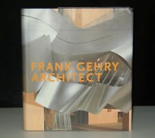 FRANK GEHRY ARCHITECT RETROSPECTIVE SIGNED 1ST EDITION LOS ANGELES ARCHITECTURE